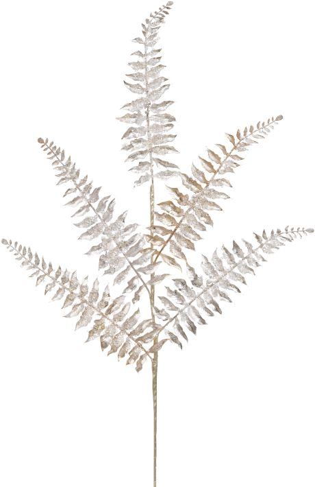 02-03874 SILVER FERN SPRAY 31''