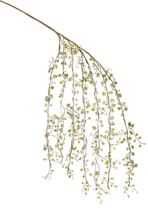 HANGING LEAF SPRAY 38''