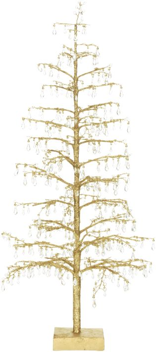 CRYSTAL BEAD TREE 28''