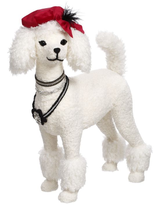 FRENCH BERET POODLE 23.5''