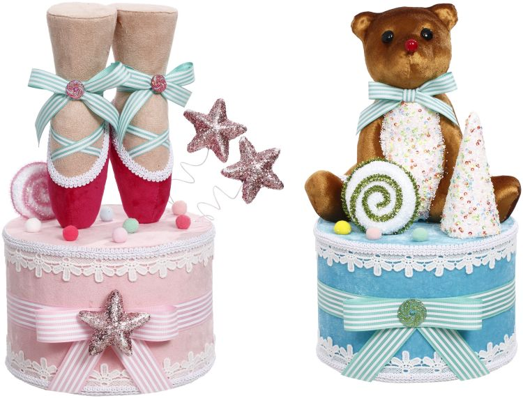 TEDDY/SHOEGIFTBOX8-13''A2