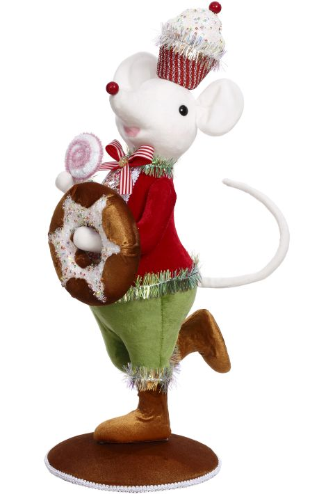 SPRINKLE MOUSE 21.5''