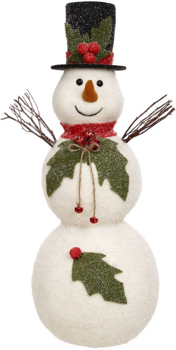 HOLLYBERRY SNOWMAN