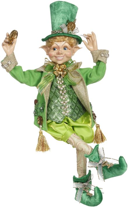 POT OF GOLD ELFIN