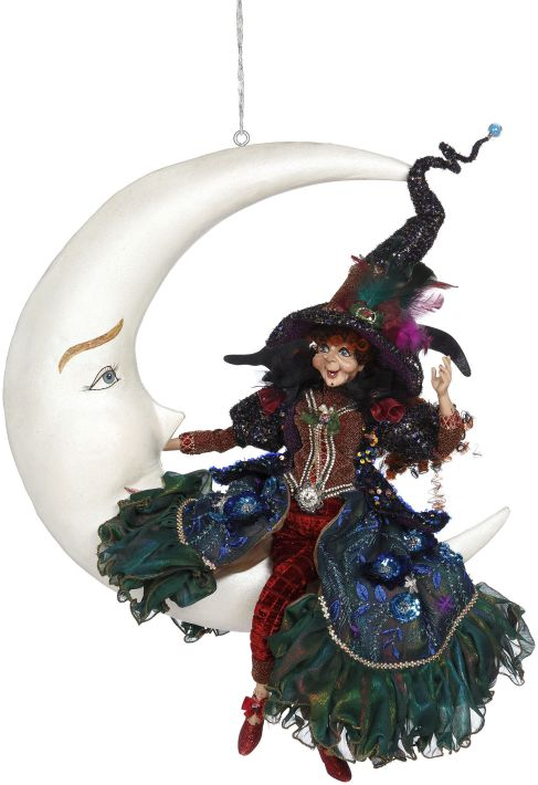 WITCH ON MOON 30''