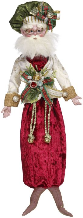 ORNAMENT FAIRY WINEBAG14.5''