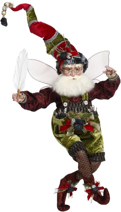 COAL STOCKING FAIRY