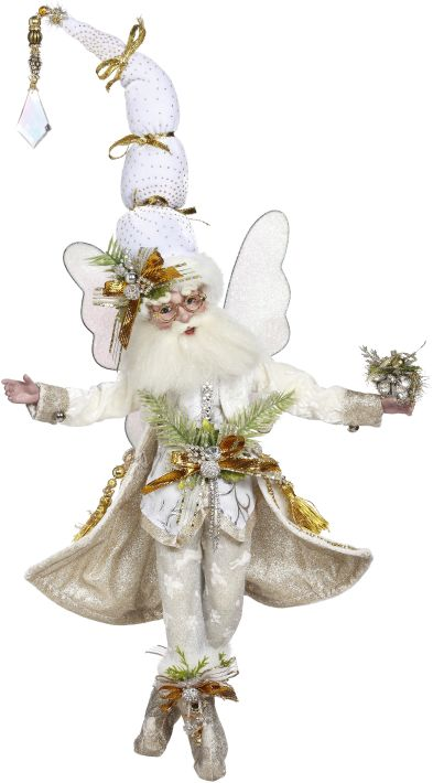 SNOWY WHITE FAIRY