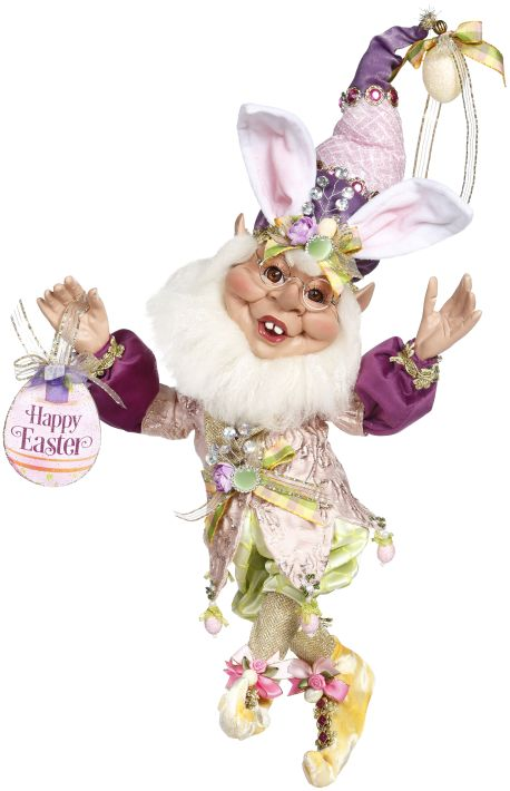 51-15820 EASTER BUNNY ELF