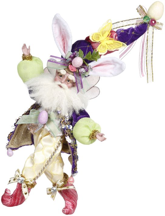 51-15852 EASTER BASKET FAIRY