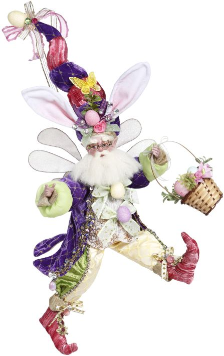 51-15853 EASTER BASKET FAIRY