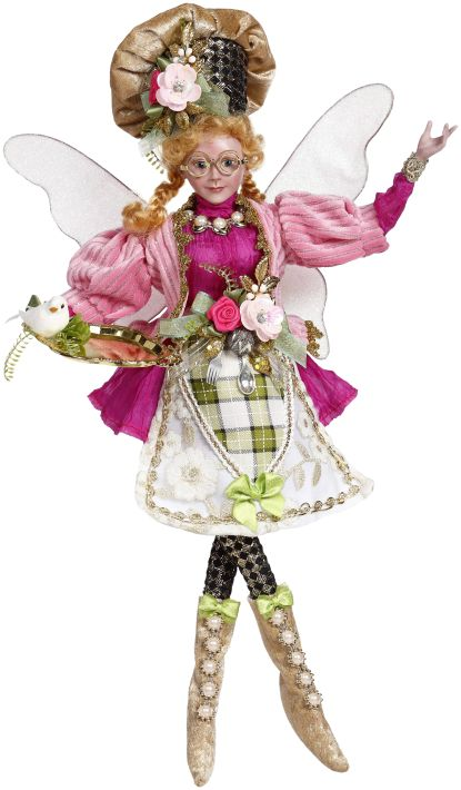 51-15892 MAGIC CHEF GIRL FAIRY