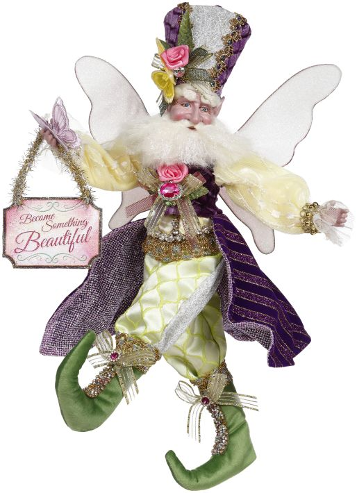 51-15902 BUTTERFLY BOY FAIRY