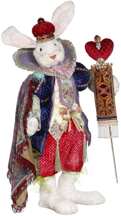 51-15944 KING OF HEARTS RABBIT