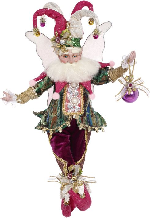 JINGLE JESTER FAIRY