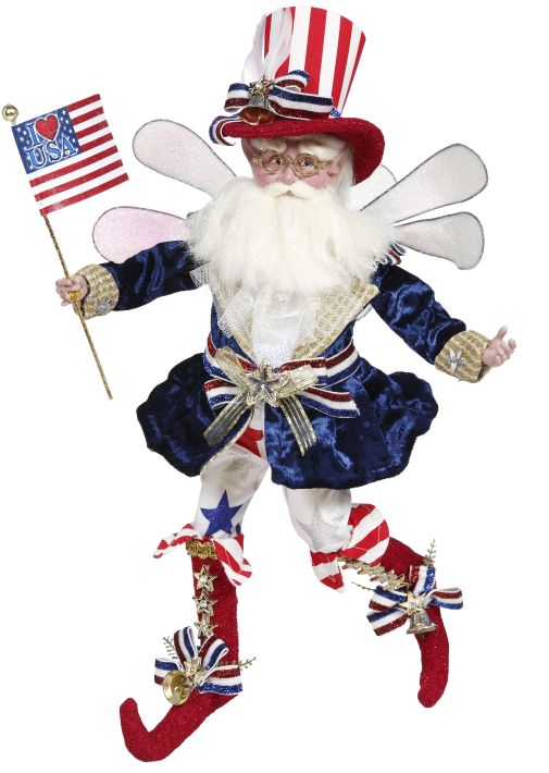 PROUD PATRIOT FAIRY
