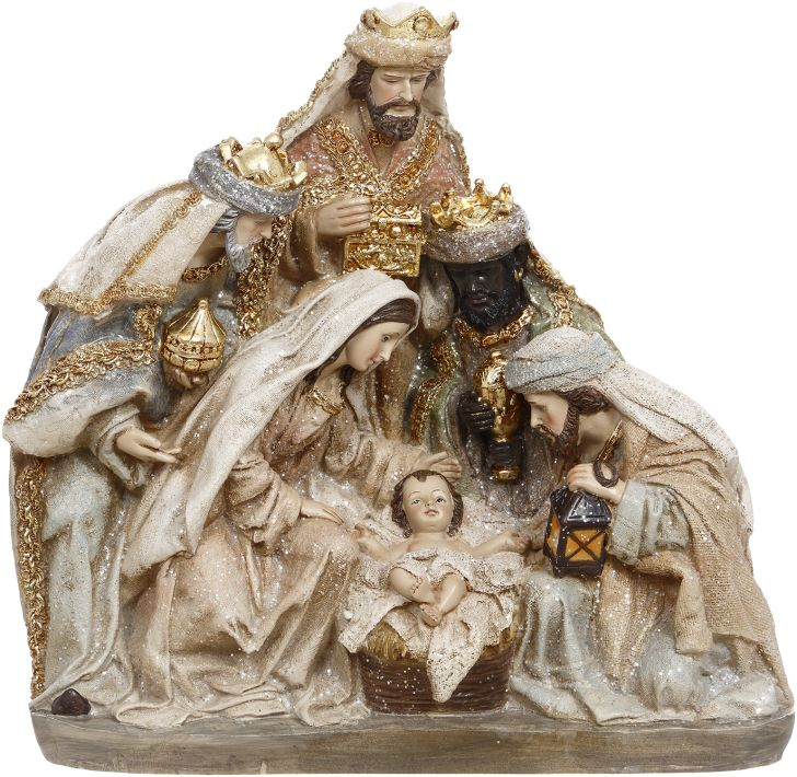 HOLYFAMILYW/3KINGS10''