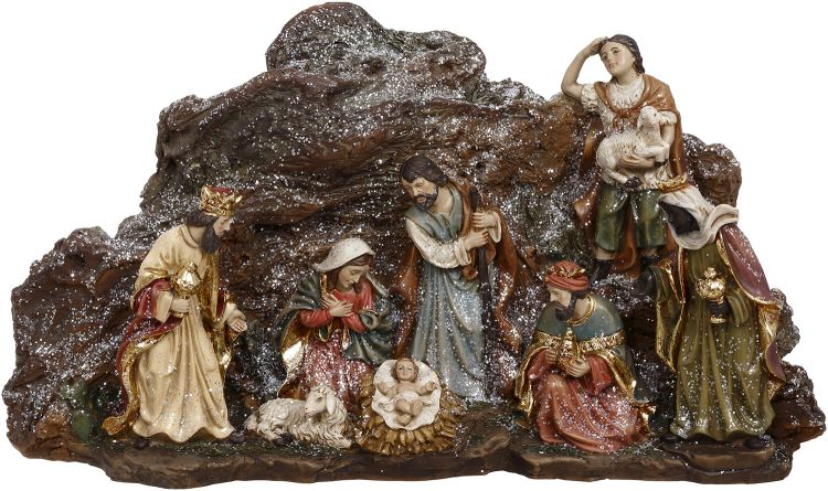 DRFTWOOD NATIVITY 8''