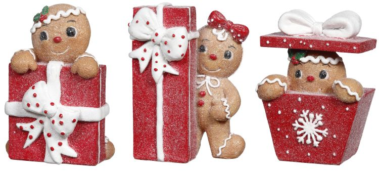 64-13610 Christmas Decor (XMA)