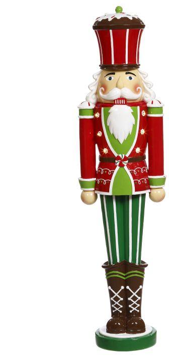 CHRISTMAS N/C W/LTS 27''