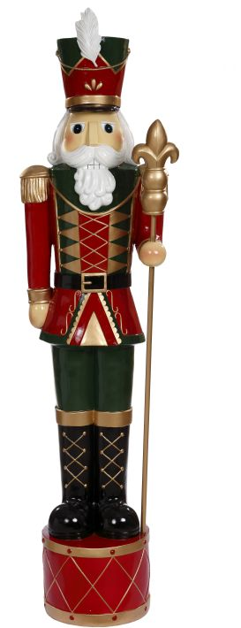 SOLDIER NUTCRACKER 5FT