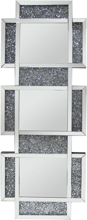 SQUARE DECO MIRROR 63''