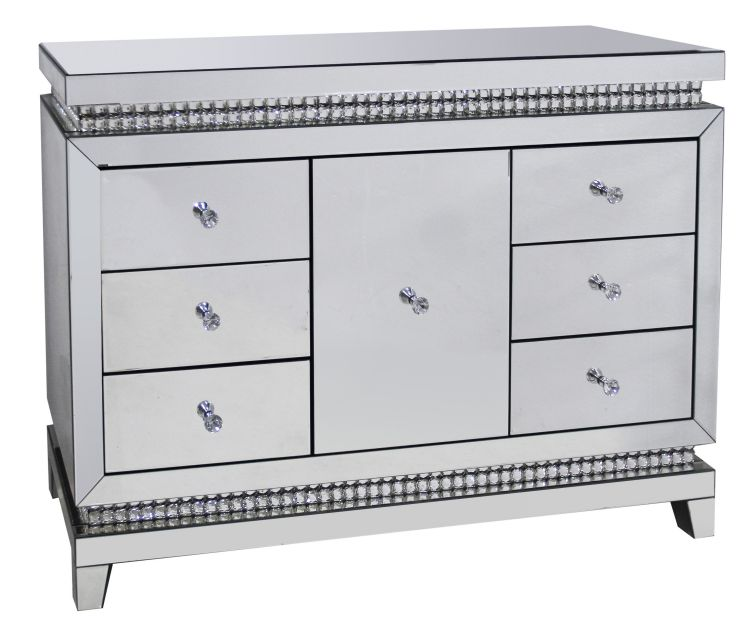 SILVER CHEST 47''