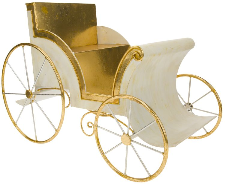 CARRIAGE 23X17.5''